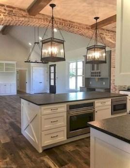 Latest Farmhouse Kitchen Décor Ideas On A Budget 42