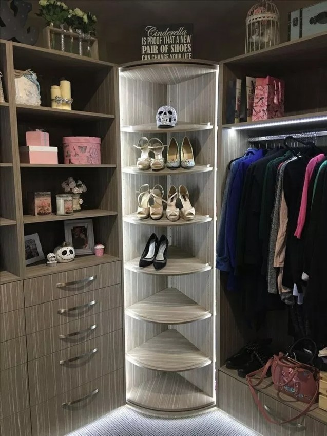 Latest Shoes Rack Design Ideas To Try 31
