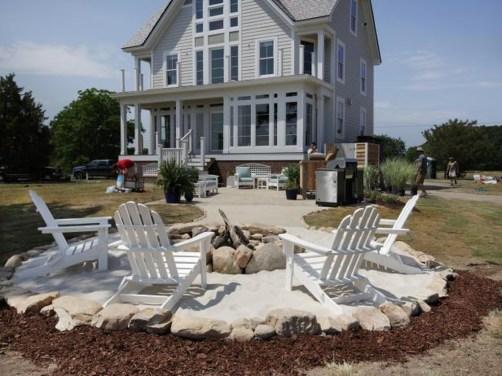 Newest Backyard Fire Pit Design Ideas That Looks Great 32