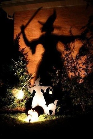 Newest Diy Outdoor Halloween Decor Ideas That Very Scary 42