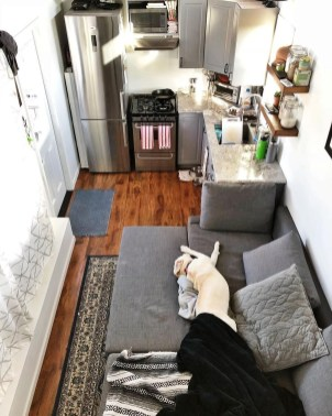 Rustic Tiny House Interior Design Ideas You Must Have 07