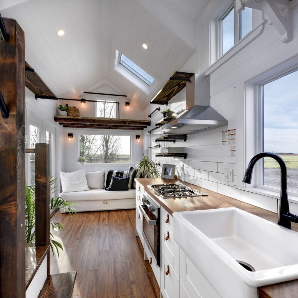Rustic Tiny House Interior Design Ideas You Must Have 12 - 43+ Small House Cottage Interior Design  Pictures