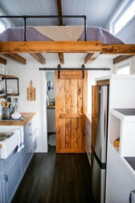 Rustic Tiny House Interior Design Ideas You Must Have 13