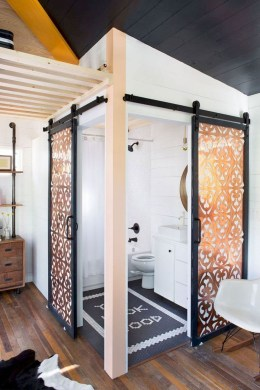Rustic Tiny House Interior Design Ideas You Must Have 17