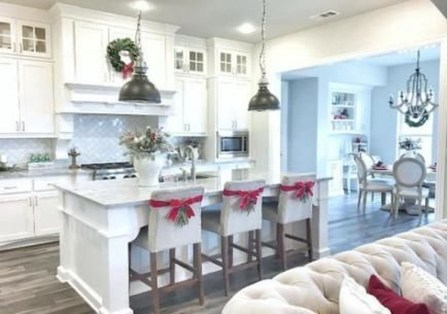 Trendy Fixer Upper Farmhouse Kitchen Design Ideas 42