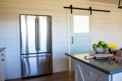 Trendy Fixer Upper Farmhouse Kitchen Design Ideas 51