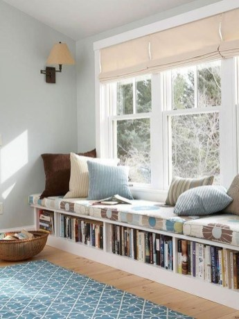 Amazing Window Seat Ideas For A Cozy Home 08