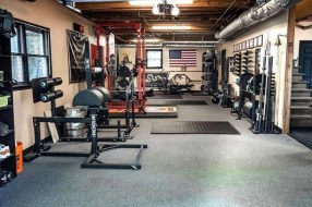 Astonishing Home Gym Room Design Ideas For Your Family 20