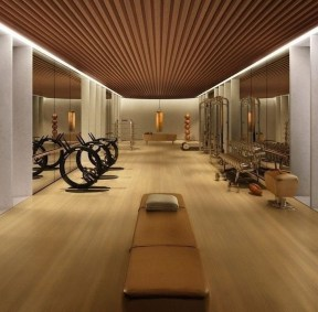 Astonishing Home Gym Room Design Ideas For Your Family 39