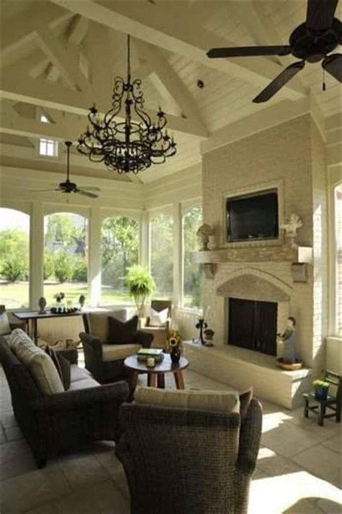 Comfy Porch Design Ideas To Try 20