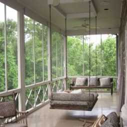 Comfy Porch Design Ideas To Try 24