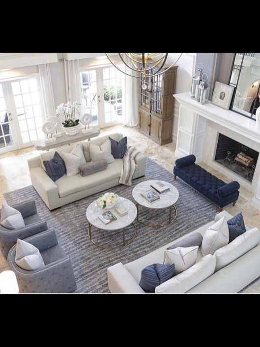 Elegant Large Living Room Layout Ideas For Elegant Look 10