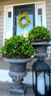 Perfect Porch Planter Design Idseas That Will Give Your Exterior A Unique Look 28