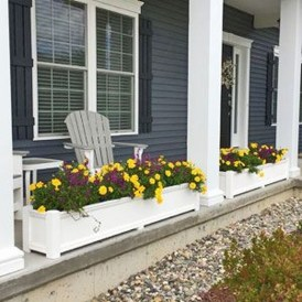 Perfect Porch Planter Design Idseas That Will Give Your Exterior A Unique Look 40