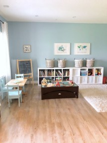 Pretty Playroom Design Ideas For Childrens 21