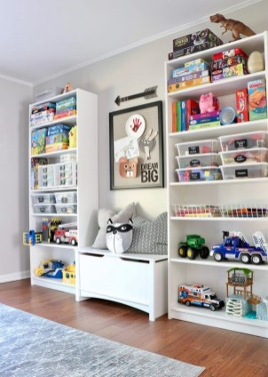 Pretty Playroom Design Ideas For Childrens 24