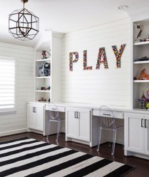 Pretty Playroom Design Ideas For Childrens 31