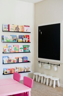 Pretty Playroom Design Ideas For Childrens 39