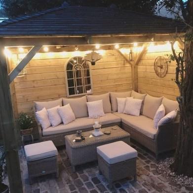 Stylish Gazebo Design Ideas For Your Backyard 22