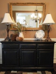 Awesome Dining Room Buffet Table Décor Ideas10