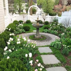 Best Ideas For Formal Garden Design09