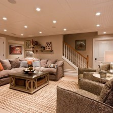 Cool Basement Living Room Design Ideas04