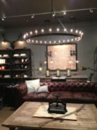 Cool Basement Living Room Design Ideas14