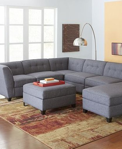 Fantastic Custom Sectional Sofa Design Ideas26