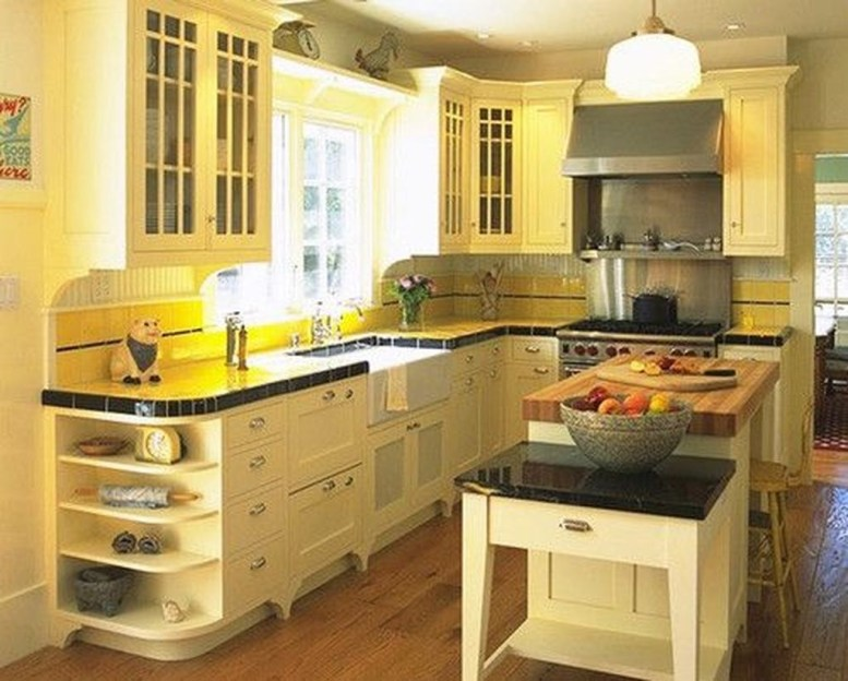 Fantastic L Shaped Kitchen Design Ideas01