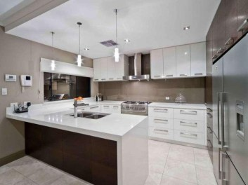 Fantastic L Shaped Kitchen Design Ideas11