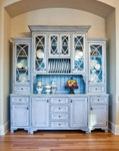 Gorgeous Dining Room Hutch Décor Ideas02