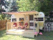 Adorable Vintage Travel Trailers Remodel Ideas10