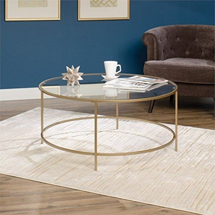 Awesome Glass Coffee Tables Ideas For Small Living Room Design28