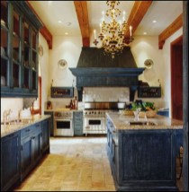 Best Ideas For Black Cabinets In Kitchen23