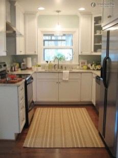 Comfy Kitchen Remodel Ideas For Small Kitchen13