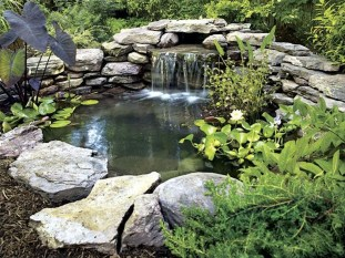 Creative Rock Garden Ideas For Your Backyard19