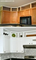 Easy Kitchen Cabinet Painting Ideas07
