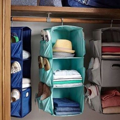 Efficient Dorm Room Organization Ideas That Inspire09