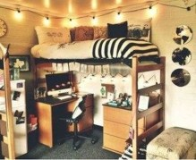 Efficient Dorm Room Organization Ideas That Inspire15