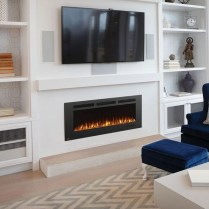 Impressive Living Room Ideas With Fireplace And Tv20