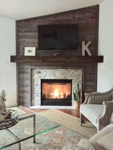 Impressive Living Room Ideas With Fireplace And Tv26