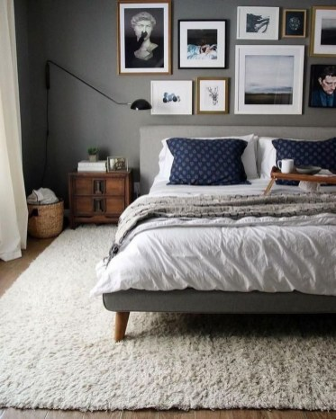 Inspiring Scandinavian Bedroom Design Ideas26