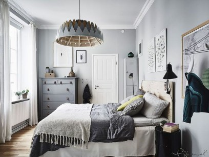 Inspiring Scandinavian Bedroom Design Ideas32