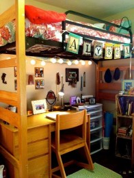 Totally Inspiring Dorm Room Ideas For Your Inspirations24