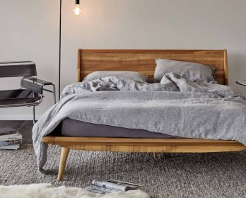 Awesome Modern Scandinavian Bedroom Design And Decor Ideas09