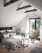 Awesome Modern Scandinavian Bedroom Design And Decor Ideas11