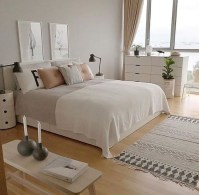 Awesome Modern Scandinavian Bedroom Design And Decor Ideas27