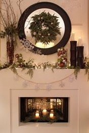 Best Ways To Decorate Your Circle Mirror With Garland05