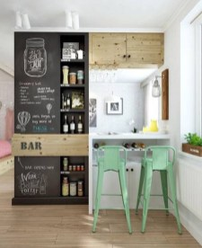 Cool Small Apartment Kitchen Ideas31