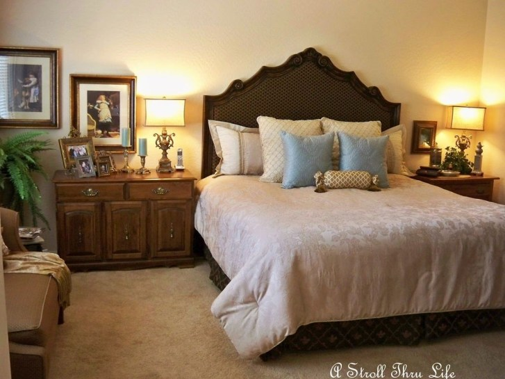 Cozy Hotel Like Master Bedroom Retreat Ideas12
